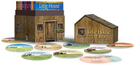 LITTLE HOUSE ON THE PRAIRIE: COMPLETE COLLECTION DVD.