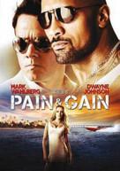 PAIN & GAIN DVD.