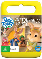 PETER RABBIT: COTTON-TAIL'S PARTY (2012) DVD
