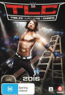WWE: TABLES, LADDERS & CHAIRS 2016 (2016) DVD