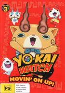 YO-KAI WATCH: MOVIN' ON UP!: (VOLUME 3) (2016) DVD