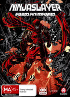 NINJA SLAYER FROM ANIMATION: COMPLETE SERIES (2015) DVD