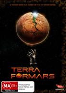 TERRA FORMARS: THE MOVIE (2016) DVD