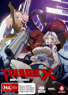 TRIAGE X: COMPLETE SERIES (2015) DVD