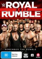 WWE: ROYAL RUMBLE 2017 (2017) DVD