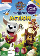 PAW PATROL: SPRING INTO ACTION (2016) DVD
