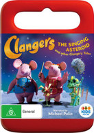CLANGERS: THE SINGING ASTEROID AND OTHER CLANGERY TALES (2015) DVD