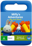 MIFFY'S ADVENTURES: BIG AND SMALL: QUEEN OF THE CASTLE (2015) DVD