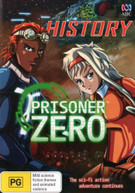 PRISONER ZERO: HISTORY (2016) DVD