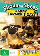 SHAUN THE SHEEP: HAPPY FARMER'S DAY (2015) DVD