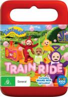 TELETUBBIES: TRAIN RIDE (2015) DVD