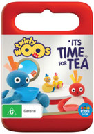 TWIRLYWOOS: IT'S TIME FOR TEA (2015) DVD