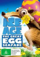 ICE AGE : THE GREAT EGG-SCAPADE (2016) DVD