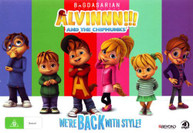 ALVIN & THE CHIPMUNKS: WE'RE BACK WITH STYLE! COLLECTOR'S SET (2015) DVD