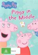 PEPPA PIG: PIGGY IN THE MIDDLE (2006) DVD