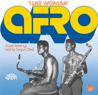 AFRO SUPER -FEELINGS LED BY SEGUN OKEJI - I LIKE WOMAN VINYL