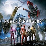 BRIAN TYLER - POWER RANGERS / SOUNDTRACK CD