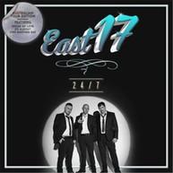 EAST 17 - 24/7 CD