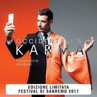 FRANCESCO GABBANI - OCCIDENTALI'S KARMA VINYL