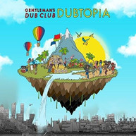 GENTLEMAN'S DUB CLUB - DUBTOPIA CD