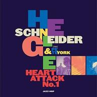 HELGE SCHNEIDER / PETE  YORK - HEART ATTACK NO 1 VINYL