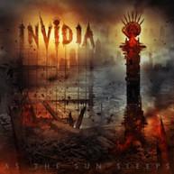 INVIDIA - AS THE SUN SLEEPS CD