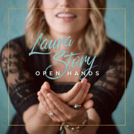 LAURA STORY - OPEN HANDS CD