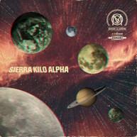 MELBOURNE SKA ORCHESTRA - SIERRA KILO ALPHA CD.