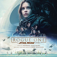 MICHAEL GIACCHINO - ROGUE ONE: A STAR WARS STORY / SOUNDTRACK VINYL