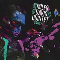 MILES DAVIS - MILES DAVIS QUINTET: FREEDOM JAZZ DANCE - BOOTLEG VINYL