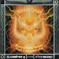 MOTORHEAD - EVERYTHING LOUDER THAN VINYL