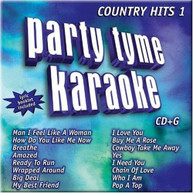 PARTY TYME KARAOKE: COUNTRY HITS 19 / VARIOUS CD