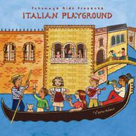 PUTUMAYO KIDS PRESENTS - ITALIAN PLAYGROUND CD
