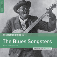 ROUGH GUIDE TO THE BLUES SONGSTERS / VARIOUS VINYL