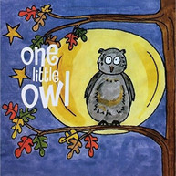 SALLY'S MUSIC CIRCLE - ONE LITTLE OWL CD.