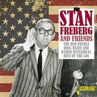 STAN FREBERG &  FRIENDS - OLD PAYOLA ROLL BLUES & OTHER HYSTERICAL HITS CD