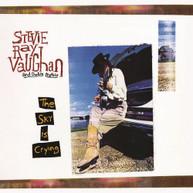 STEVIE RAY VAUGHAN - SKY IS CRYING VINYL