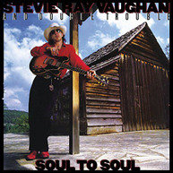 STEVIE RAY VAUGHAN - SOUL TO SOUL VINYL.