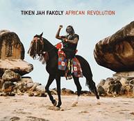 TIKEN JAH FAKOLY - AFRICAN REVOLUTION CD.