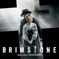 TOM HOLKENBORG - BRIMSTONE / SOUNDTRACK CD