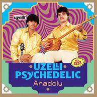 UZELLI PSYCHEDELIC ANADOLU / VARIOUS CD
