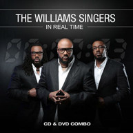 WILLIAMS SINGERS - IN REAL TIME CD