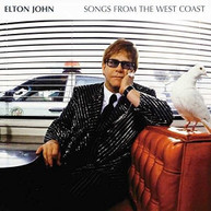ELTON JOHN - SONGS FROM THE WEST COAST VINYL