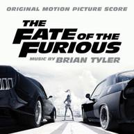 BRIAN TYLER - THE FATE OF THE FURIOUS (ORIGINAL) (SCORE) CD