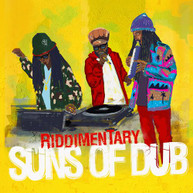 SUNS OF DUB - RIDDIMENTARY - SUNS OF DUB SELECTS GREENSLEEVES VINYL