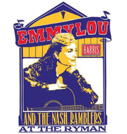 EMMYLOU HARRIS - EMMYLOU HARRIS & THE NASH RAMBLERS AT THE RYMAN VINYL