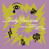 NICK CAVE &  THE BAD SEEDS - LOVELY CREATURES: BEST OF NICK CAVE & BAD VINYL