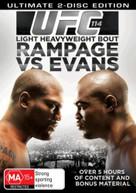 UFC: 114 - RAMPAGE VS EVANS (2010) DVD