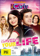 ICARLY: ISAVED YOUR LIFE (2010) DVD