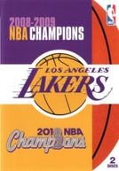 NBA: LA LAKERS 08/09 & 09/10 CHAMPIONSHIP DOUBLE PACK DVD